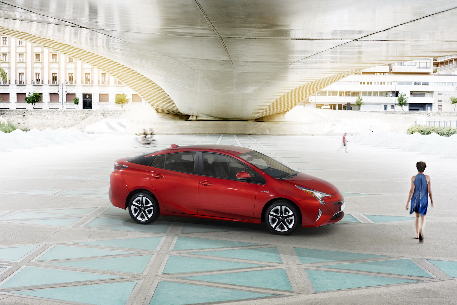 New Toyota Prius Officially Rated At 70g Km Of Co2