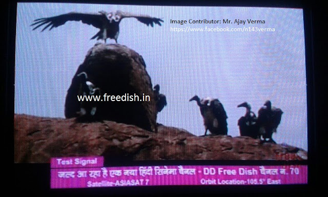 Premier Cinema Test Hindi Movie channel added on Channel No.70