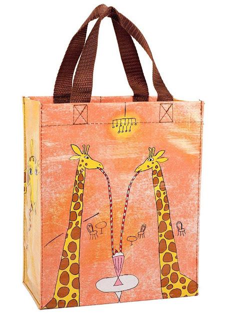 Giraffes Tote