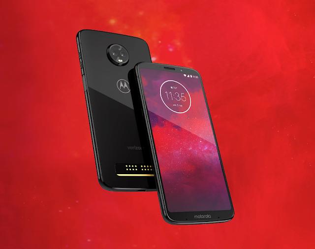 سعر ومواصفات هاتف Moto Z3 الجديد