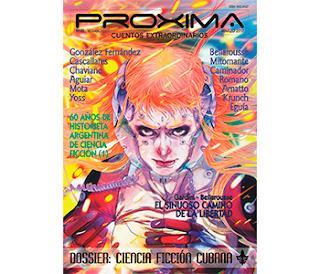 Revista PROXIMA Nro 33, Marzo 2017 < DESCARGAR PDF >