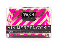 Minimergency Kit - Must have law school supplies | brazenandbrunette.com