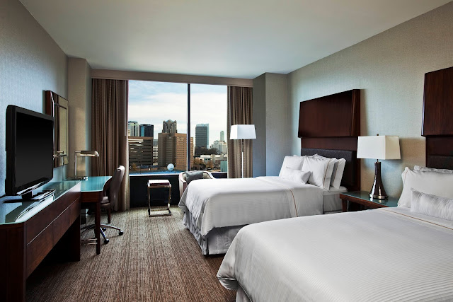 Reserve your next stay with us at The Westin Birmingham, and enjoy our wellness amenities in Birmingham made for inspired travelers.