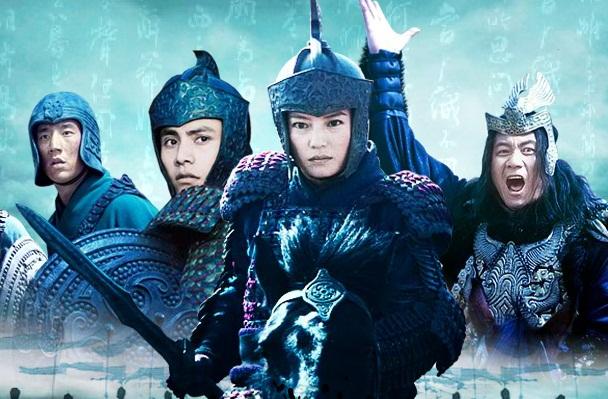HISTÓRIA EM CARTAZ: Hua Mulan