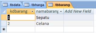 Menampilkan beberapa table menjadi satu di DataGridView VB Net