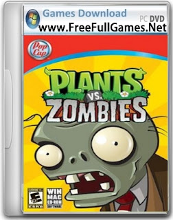Plants vs Zombies PC Game Free Download Full Version