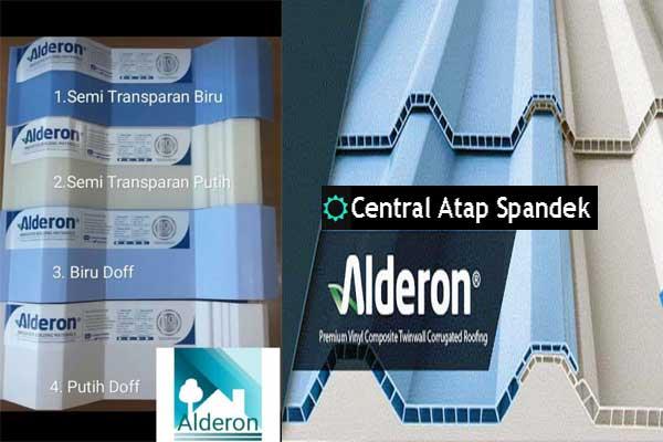 HARGA SPANDEK ALDERON DEPOK 2019