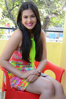Telugu Actress Prasanna Stills in Short Dress at Inkenti Nuvve Cheppu Press Meet Stills  0147.JPG