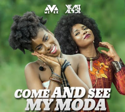 Video MzVee ft Yemi Alade - Come and See My Moda