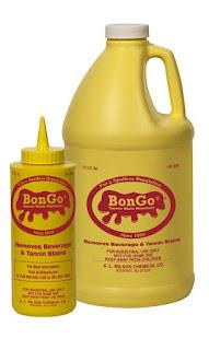 bon-go Cara Menghilangkan noda Pakaian dengan beberapa kali Gosok langsung Hilang