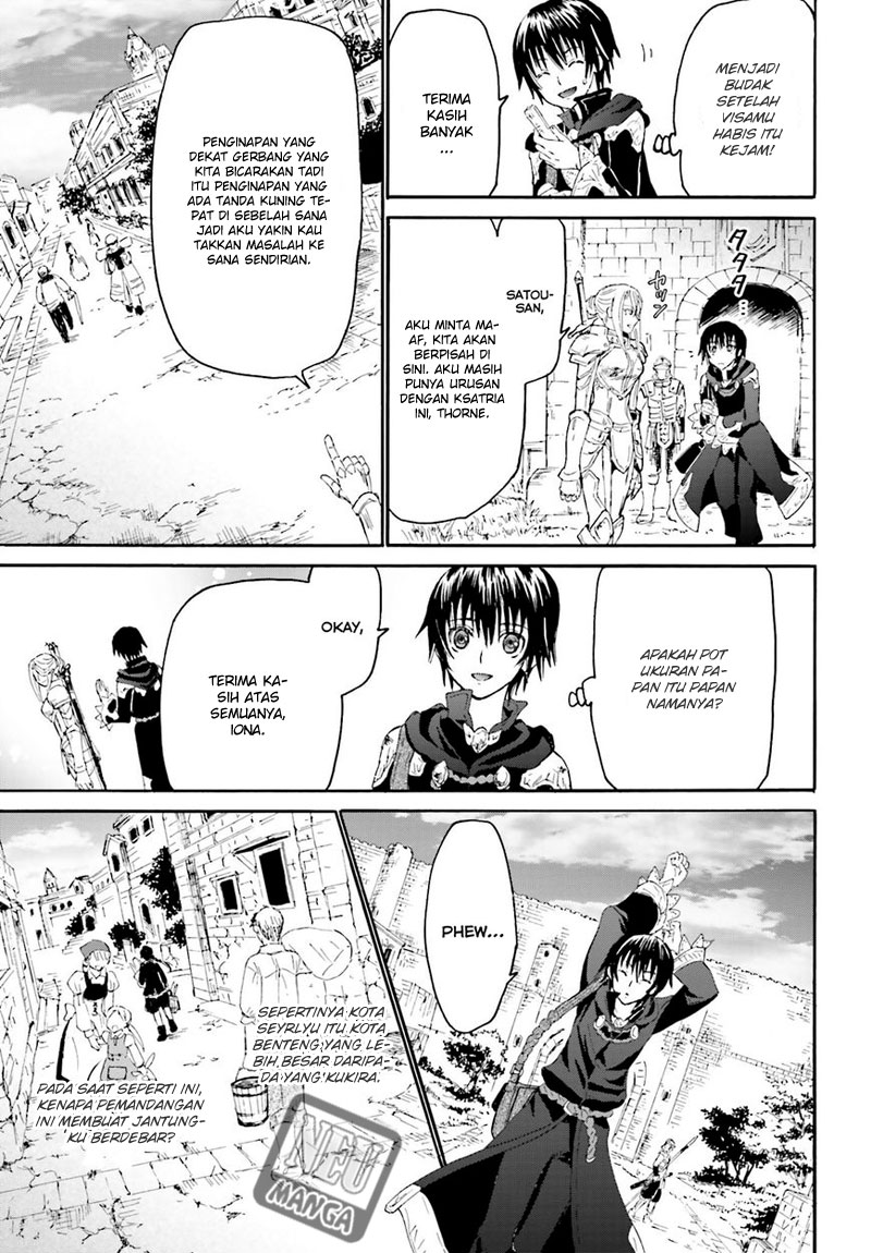 Komik Death March Chapter 2 Bahasa Indonesia