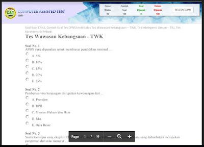 Download Kumpulan Soal dan Pembahasan Tes PPPK/P3K Lengkap Dengan Video Seputar CPNS dan PPPK/P3K