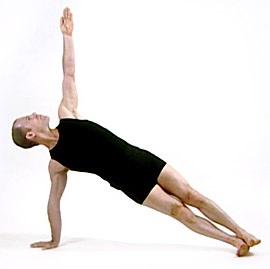 new york yoga pose of the month vasisthasana