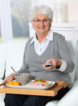 Elderly Will Not Eat Food Prepared For Them