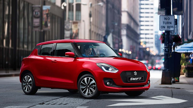 REVIEW SUZUKI SWIFT