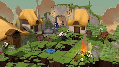 Felix The Reaper Game Screenshot 3