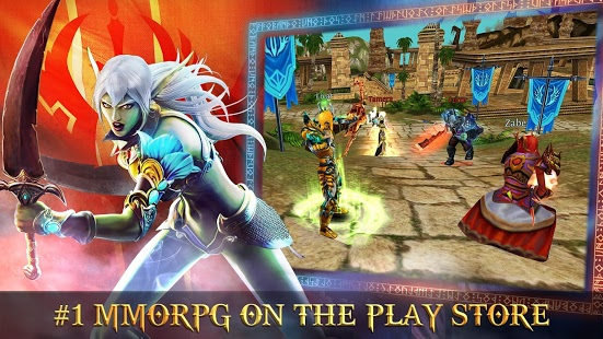Order & Chaos Online Apk v3.3.0h +Data Android Free Download