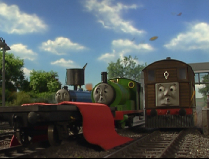 The Railfan Brony Blog: Thomas and Friends: The Rest of ...