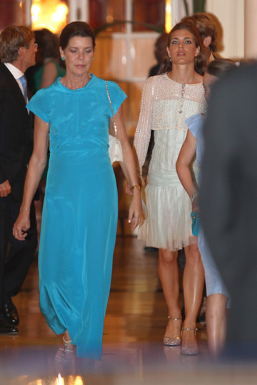 Royal Couture Monaco Concert For Prince Albert Ii And