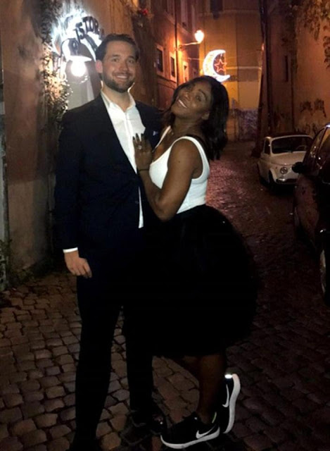 Serena Williams And Fiance Alexis Ohanian welcomes Baby Girl