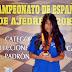 Final, Campeonato de España de Selecciones (Galeria de fotos). Cuarta plaza final para la selección valenciana y medalla de oro en el tercer tablero para Viviana Galván