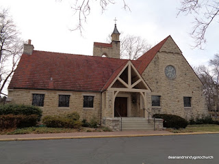 chapel for Country Club Church, Kansas City, Missouri
