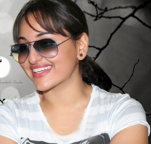 Bollywood actress Sonakshi sinha