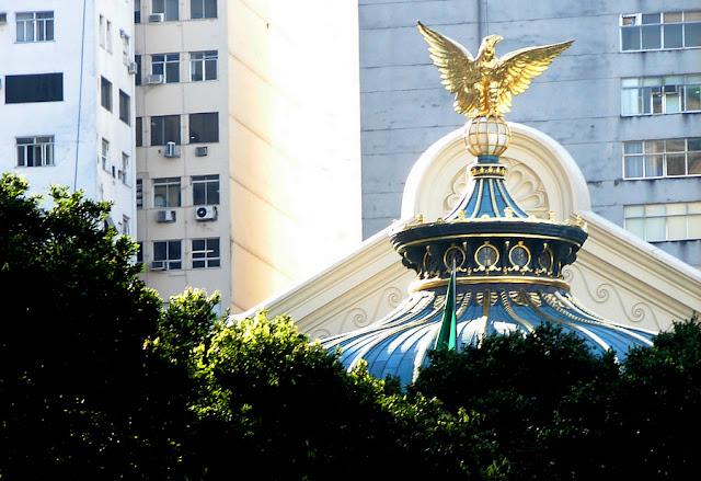 Cúpula do Theatro Municipal do Rio de Janeiro