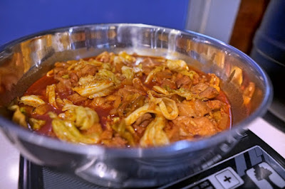 Dak Galbi is another popular Korean chicken dish