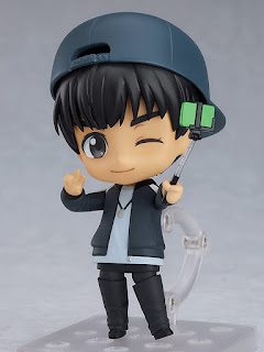 "Imágenes y detalles de Nendoroid Phichit Chulanont de ""YURI!!! on ICE"" - Orange Rouge"