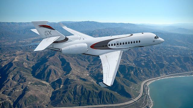 Falcon x5 Private Fly