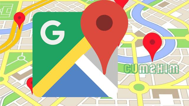 Update Google Maps v9.33 Apk Untuk Android