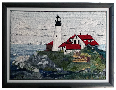 Portland Head Light - Jeanne Osler