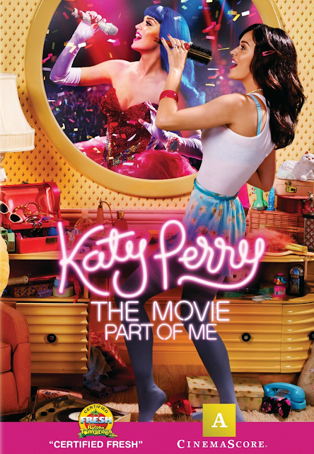 Katy Perry: Part of Me [2012] [DVD5] [Latino]