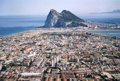 Reedición. Gibraltar: Una visita