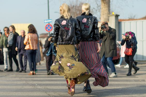 Harper's Bazaar Ciao Milano: Street Style from Italy