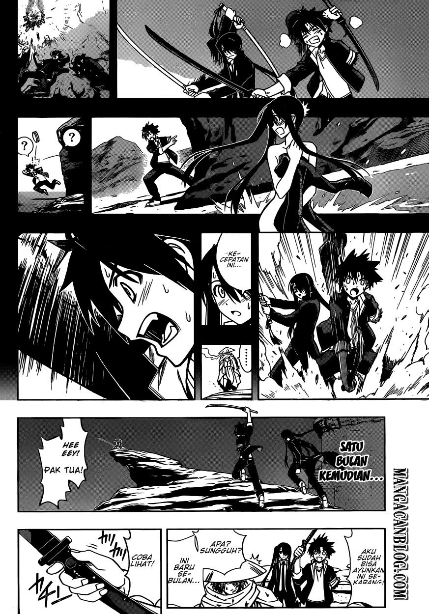 Manga UQ Holder! Chapter 10 Bahasa Indonesia