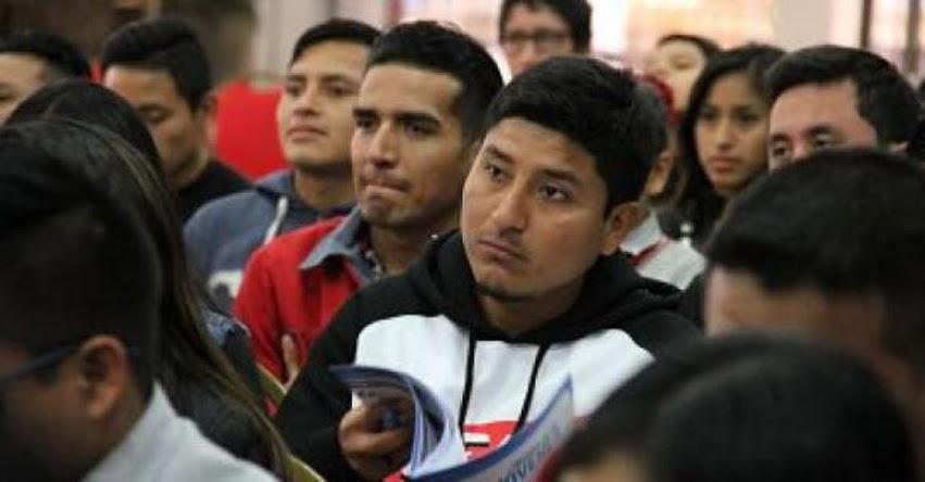 PRONABEC: Universitarios pueden postular a dos mil becas hasta el 20 de agosto - www.pronabec.gob.pe
