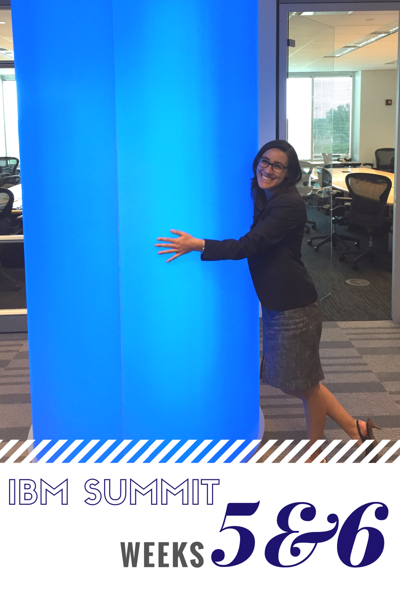 Click to read now or pin to save for later! It's been over a week in the IBM Summit sales program and things are heating up