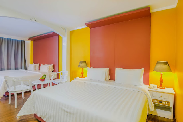 Family Suite in Siem Reap