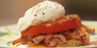 The better for You Breakfast Sandwich