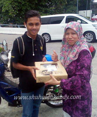 Garsa Kitchen Sandwich Delivery Area KL