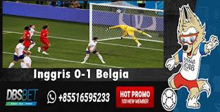 inggris 0-1 belgia piala dunia 29 juni 2018