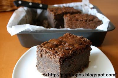 Koko Samoa Cake Recipe