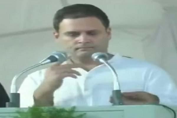 congress-bad-time-started-in-karnatak-rahul-gandhi-mike-not-worked