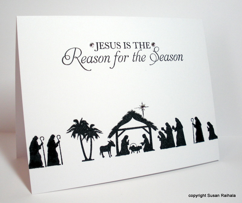 simplicity onelayer christmas