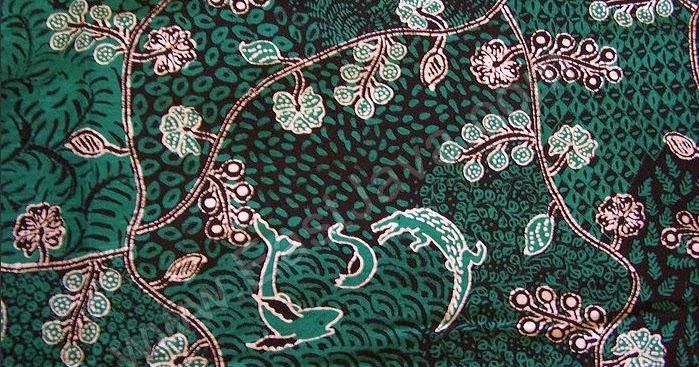 Gambar Desain Batik Darasa Beauty Terinspirasi Kertas Kado ...