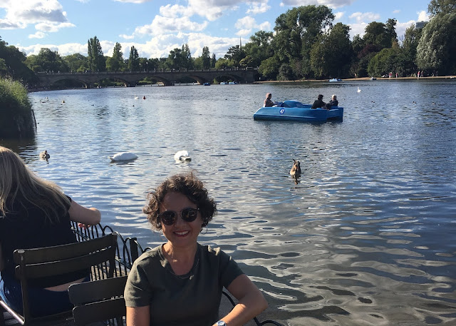 Londra Parkları, gezenanne