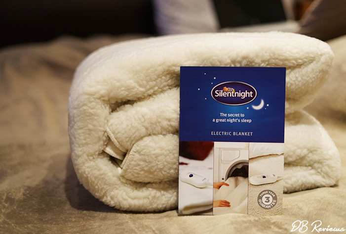 Silentnight Fleecy Electric Blanket from SleepyPeople
