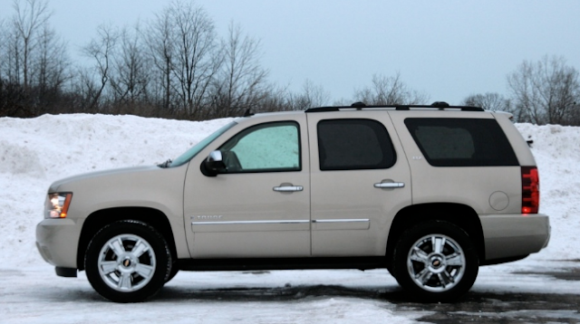 2019 Chevrolet Tahoe RST 6.2L 4WD Review